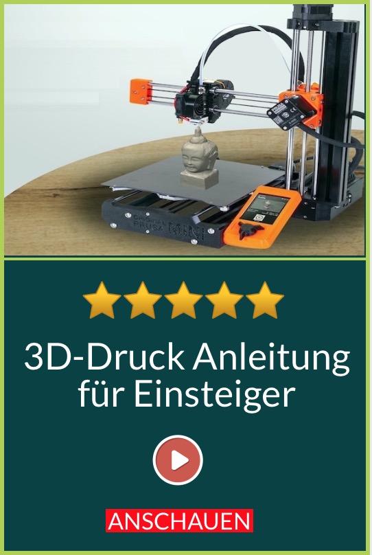 3D Druck Anleitung