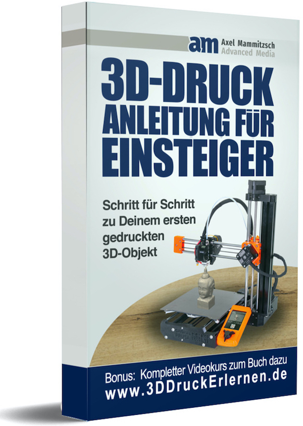 3D Druck Buch